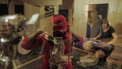 DJ Killa-Jewel - Live Studio Session - The Big Pink Album