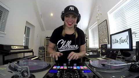 B.A.B.$ (BadAss Beat Sisters) - DJ Killa-Jewel & DrummerChick